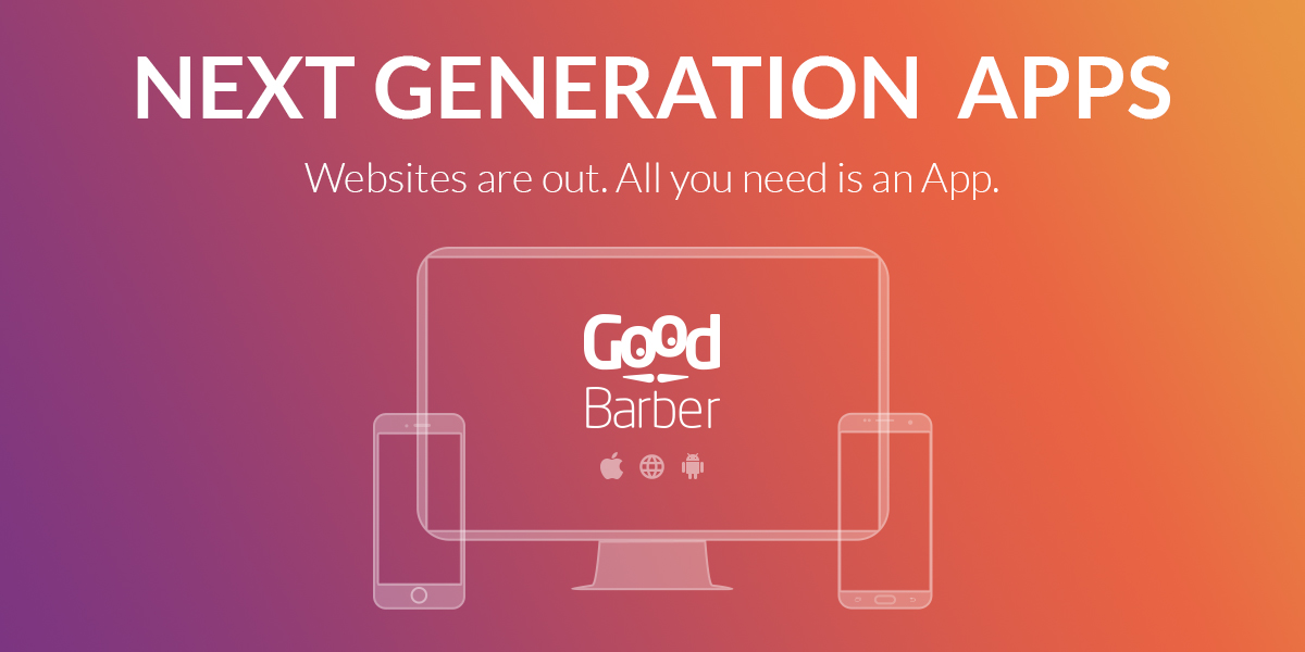 Create an app with GoodBarber app builder