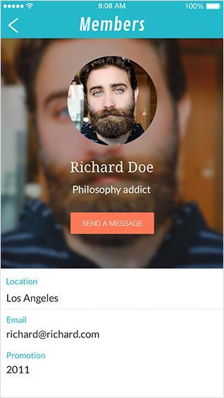Profil utilisateur