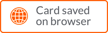 saved card logo
