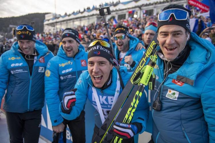 Ski de fond, biathlon, combiné nordique, saut à ski