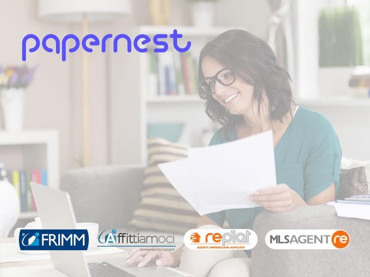 partnership frimm e papernest