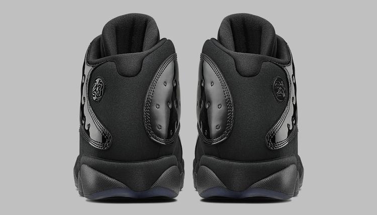 Air Jordan 13 Retro 'Cap and Gown' 414571-012 Heel