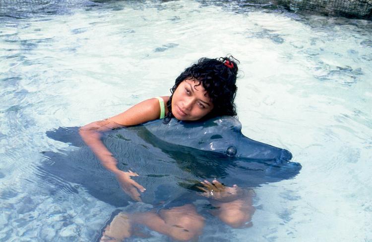 Jean-Pierre Marquant : le coureur d'atolls, fille avec un Napoléon