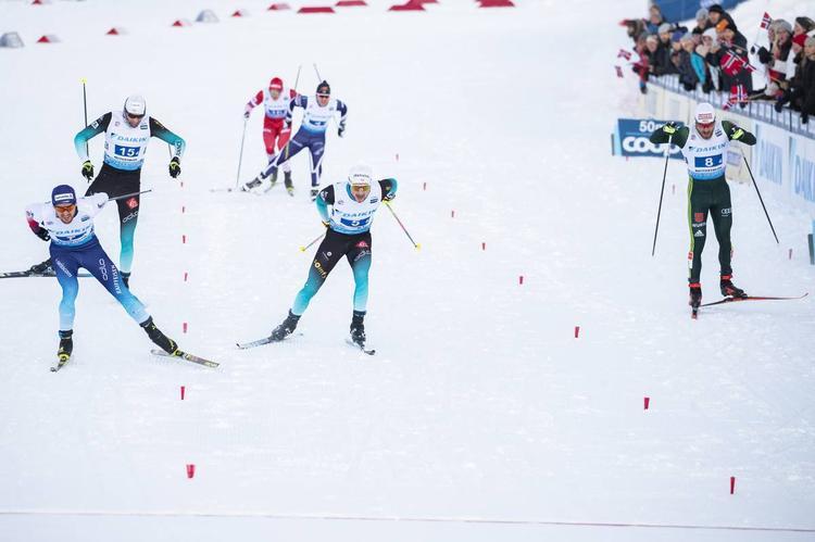ski de fond, ski nordique, Beitostolen, Norvège, France, relais