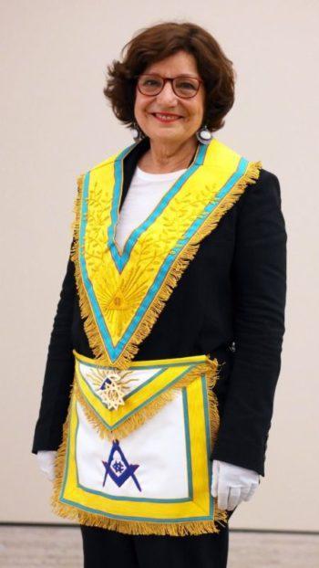 Amande Pichegru Grand Maître National de la Fédération française LE DROIT HUMAIN