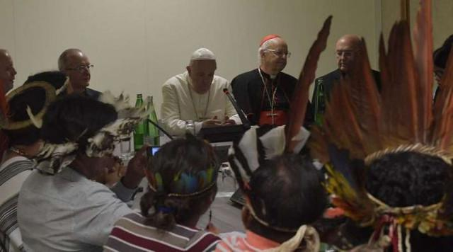 Papa-Francisco-indigenas-Vatican-Media-17102019