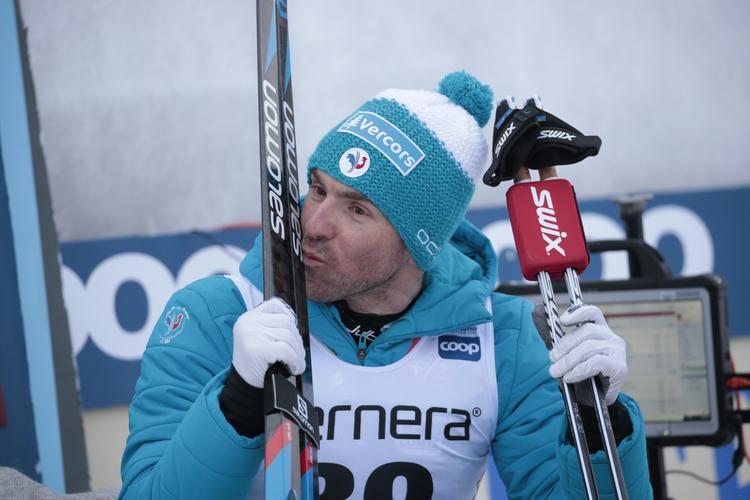 Maurice Manificat, Ulricehamn, ski de fond