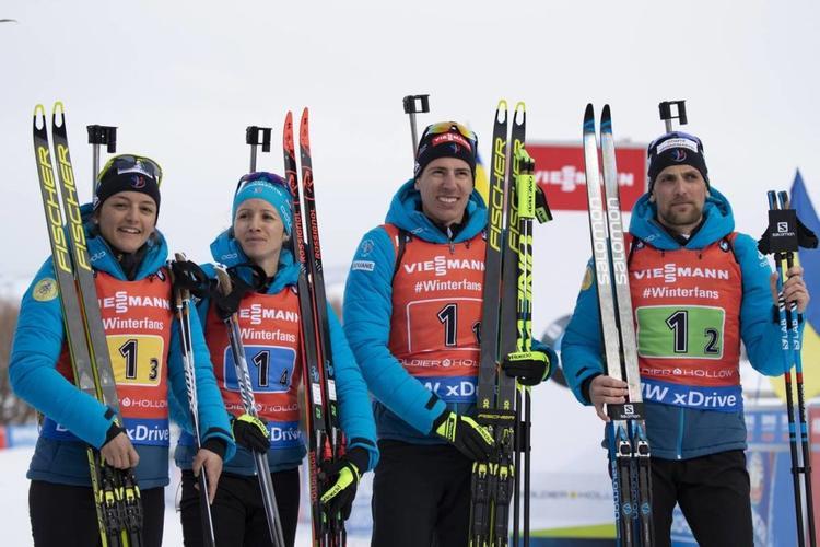 BIATHLON - Ce jeudi à 16h15, le relais mixte ouvre les championnats du monde de biathlon à Östersund. Les bleus sont favoris mais ne seront pas les seuls à vouloir réaliser un bon début de mondial.