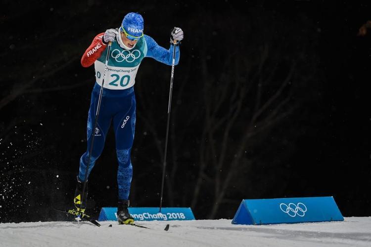 Lucas Chanavat, PyeongChang, ski de fond, Nordic Mag, nordicmag