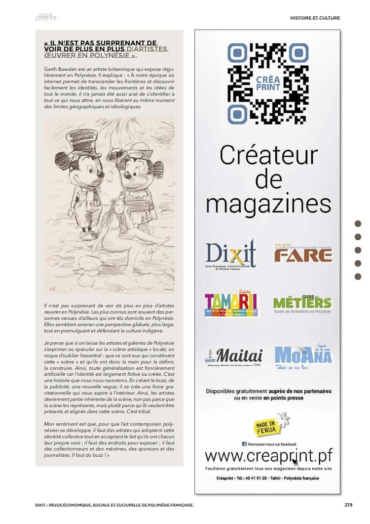 Art contemporain polynésien Dixit2018-19-2 4