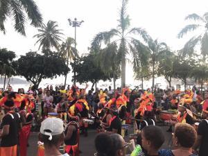 Foyal'Parade à Fort-de-France.