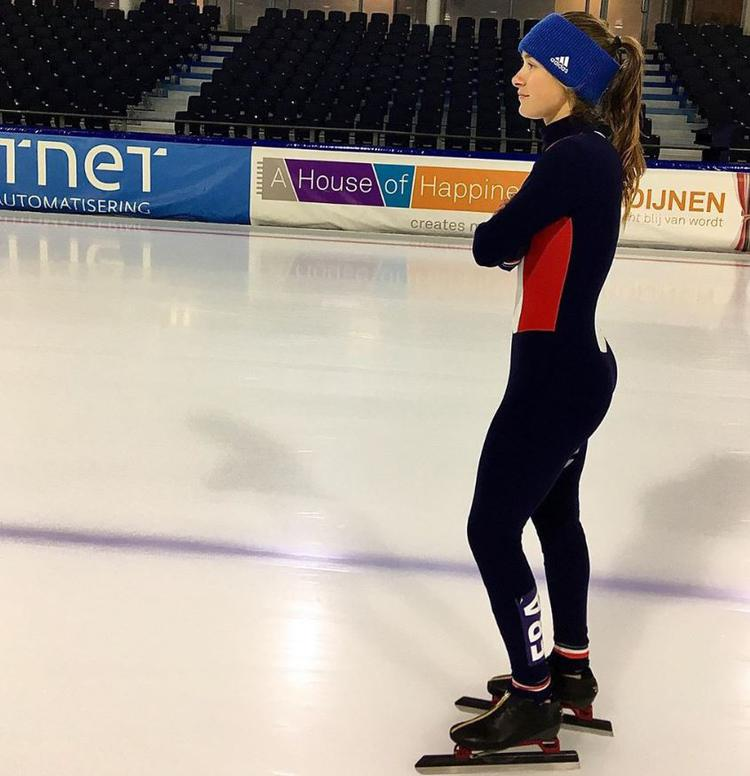 Aurélie Monvoisin, short track, patinage de vitesse sur piste courte, patinage