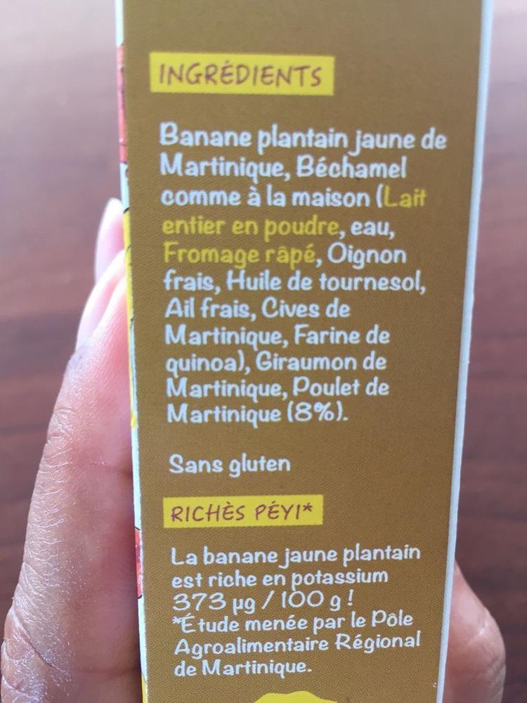 Coup de coeur pour Ti Bouboun' : des baby food à 90% d'origine Martinique