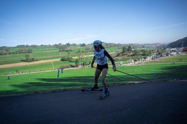 Margot Tirloy, ski-roues, rollerski, Challenge Vincent Vittoz, Challenge National Vincent Vittoz, Nordic Mag, nordicmag