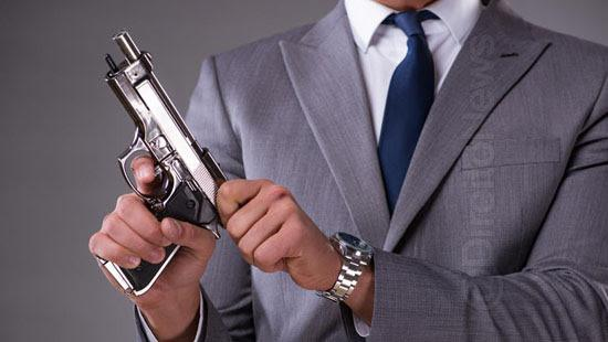 projeto autoriza porte arma advogados profissionais