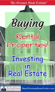 Buying Rental Properties - Investing and Profiting in Winnipeg Real Estate Latest Posts Winnipeg Home Buying News & Tips  Buying Rental Properties With Cash Finding Rental Properties To Buy Guide To Rental Properties Rental Properties Rental Properties 101 Rental Properties Winnipeg