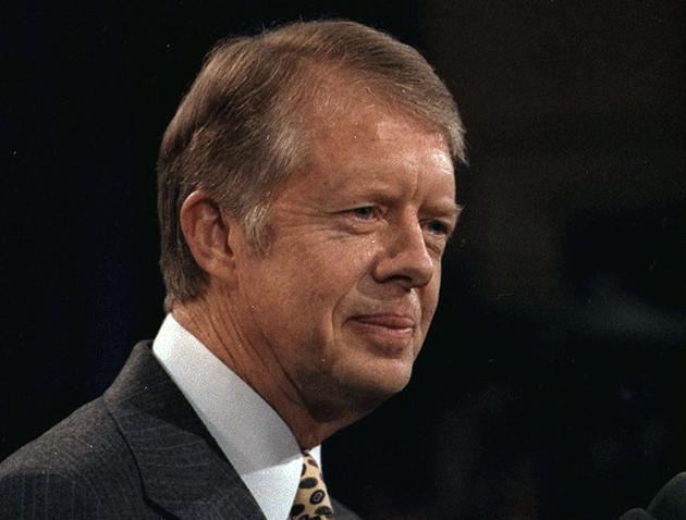 Jimmy Carter Copyright: Gemeinfrei