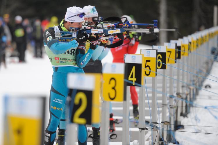 BIATHLON - Retour en images sur la deuxième étape de la coupe de France de biathlon et les poursuites disputées au Col de Porte.