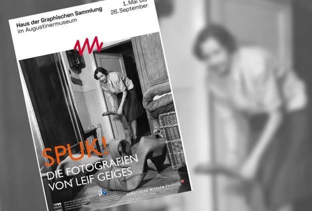 Plakat und Katalogtitel zur Ausstellung. Copyright: Städtische Museen Freiburg
