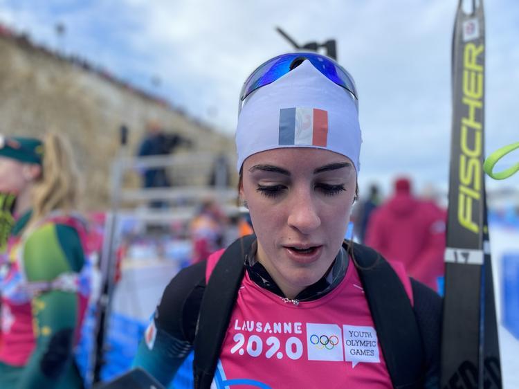 Ski nordique, saut à ski, Vu de Norge, Norvège, Biathlon, Ski de fond, Combiné nordique, Lausanne 2020, Chloé Bened