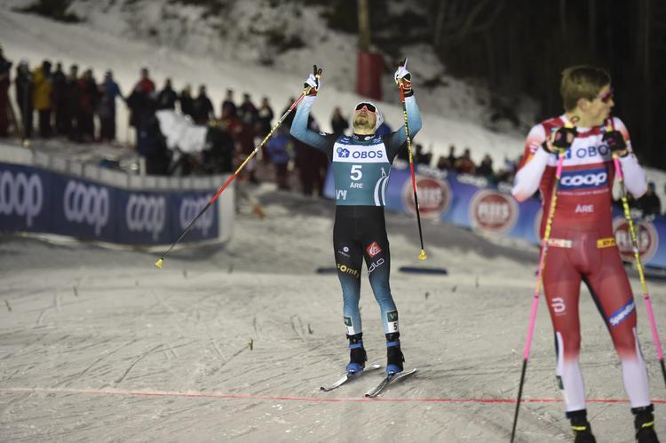ski de fond, ski tour, Are, Renaud Jay