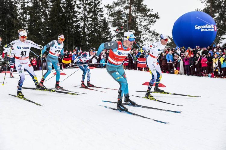 ski de fond, sports d'hiver, 50 km, Oslo, Dario Cologna, hiver, coupe du monde, skate