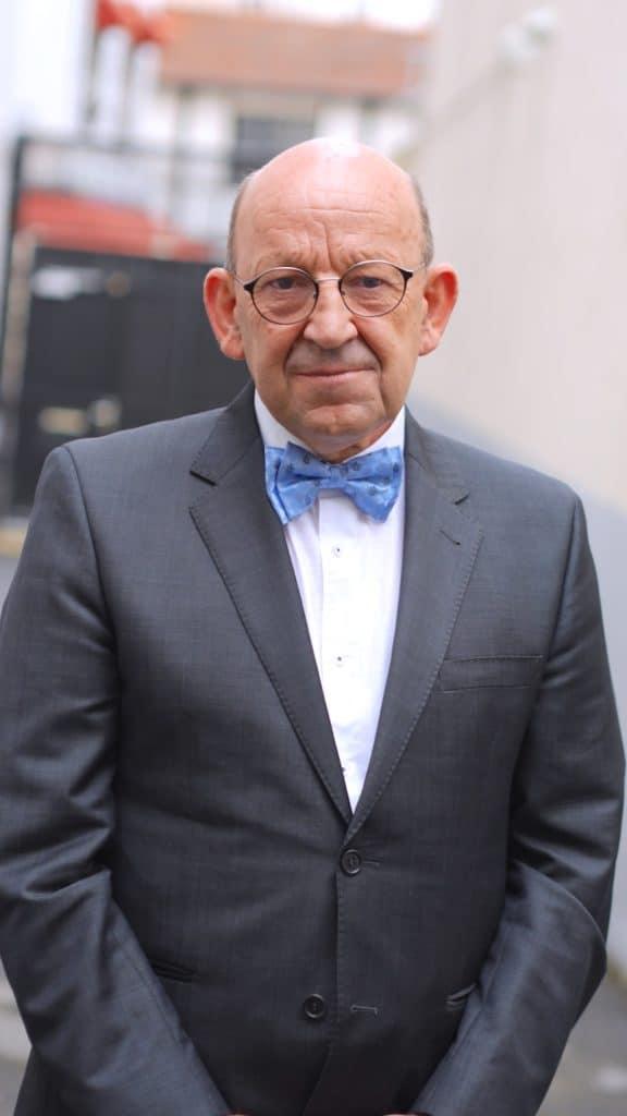 Georges Voileau - Réelu Grand Maître National 2020-2021