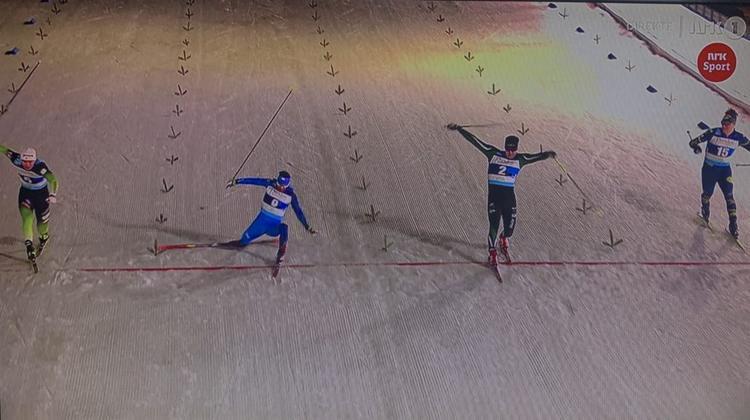 ski de fond, World Sprint Series, Dresde, Ludvig Jensen, supersprint, ski nordique
