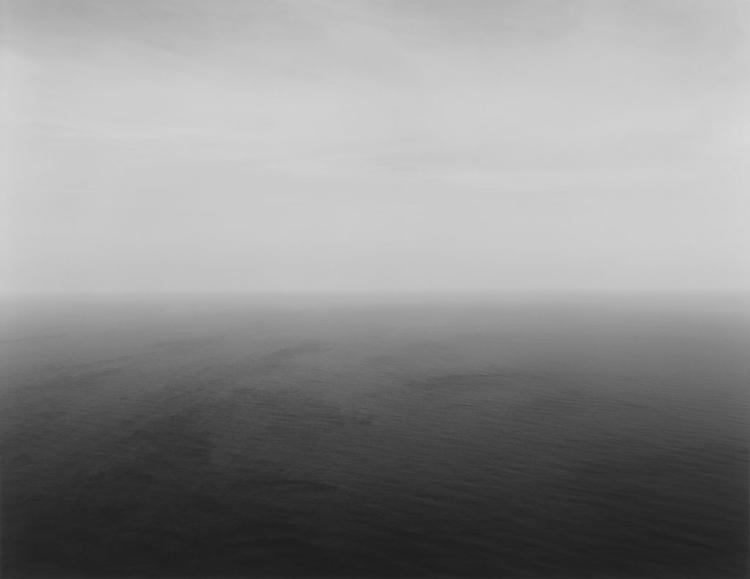 Arctic Ocean, Nord Kapp, de Hiroshi Sugimoto, de 1989