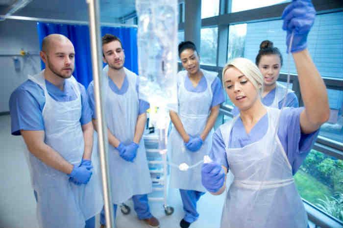 infermieri tirocinio