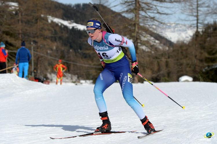 BIATHLON - La Suissesse Amy Baserga remporte la qualification du super sprint IBU Cup. A Martell, on retrouvera les 4 françaises engagées, en finale.
