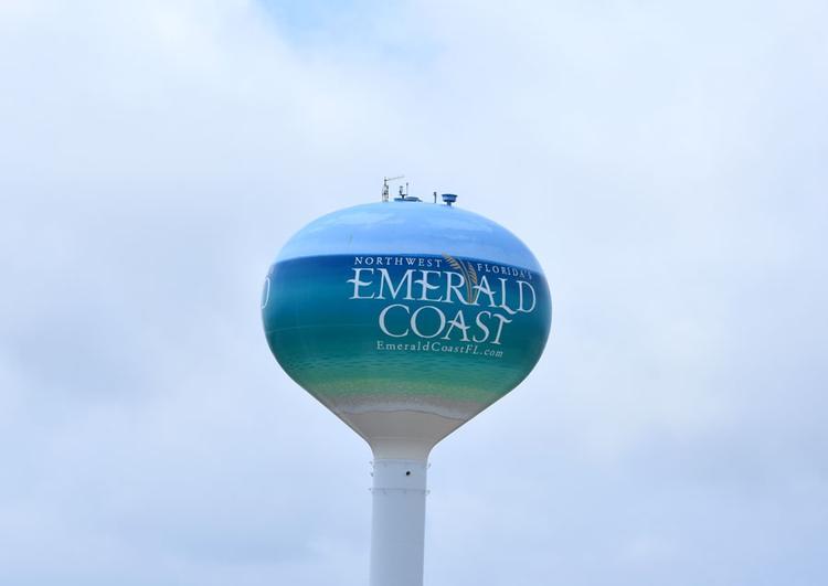 Emerald Coast Wasserturm