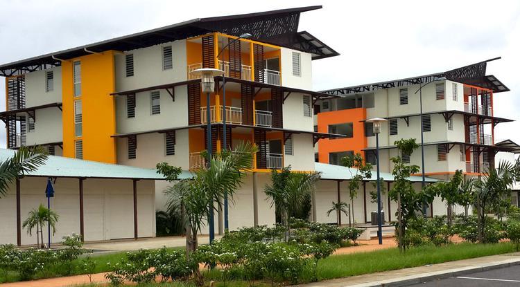 ZAC Soula à Macouria en Guyane ©CDC Habitat