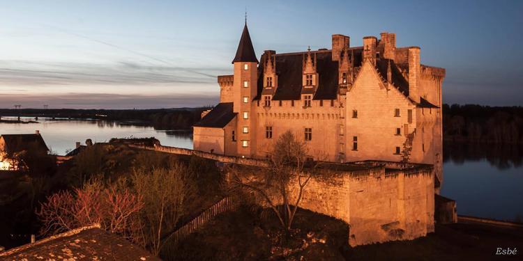 Montsoreau, Anjou
