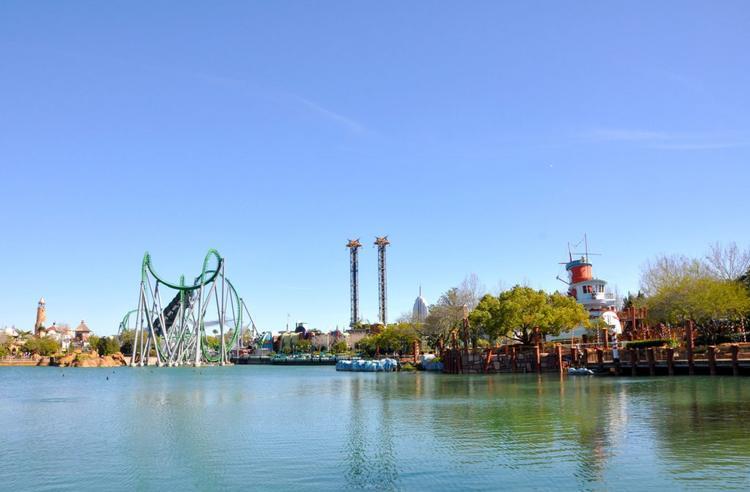 Island of Adventure im Universal Resort. Tipps Universal Resort Florida