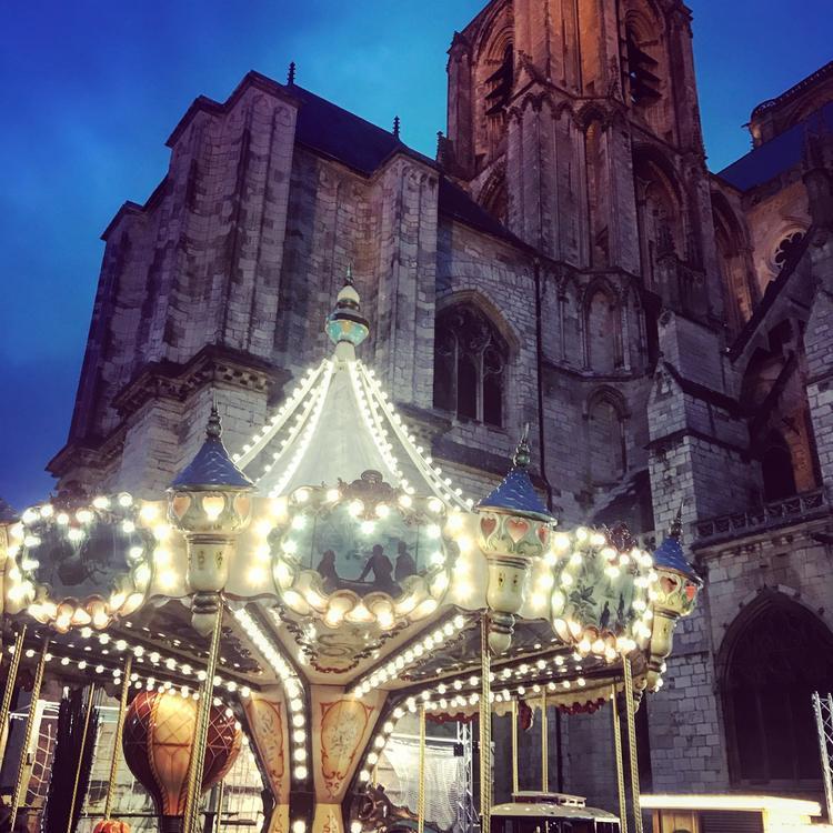 Noël à Bourges