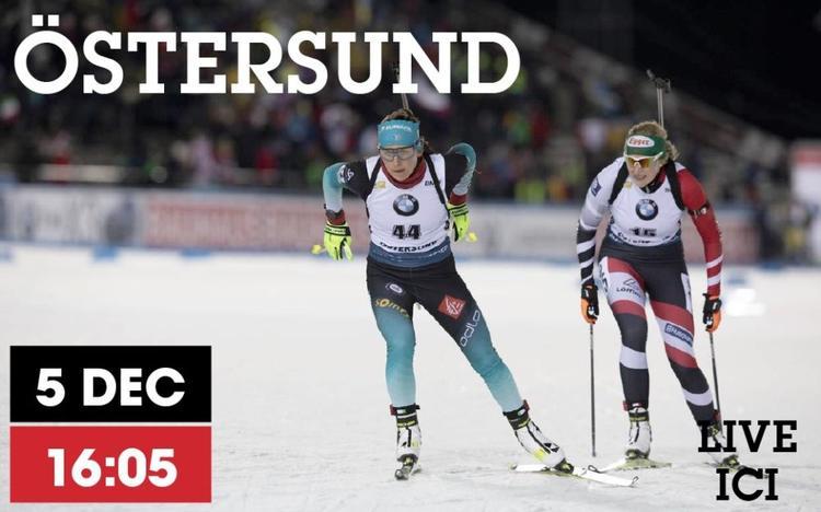 BIATHLON - Après l'exploit historique des Français sur l'individuel d'Östersund, les meilleures biathlètes du circuit s'affrontent sur le 15 km en Suède ce jeudi à 16h20. La numéro un mondiale Dorothea Wierer et la championne du monde en titre Hanna Oeberg ont les faveurs du pronostic. Autour d'Anaïs Bescond, les bleues se placent en outsider.