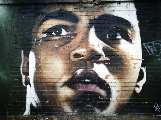 Birmingham Digbeth Graffiti Art 38
