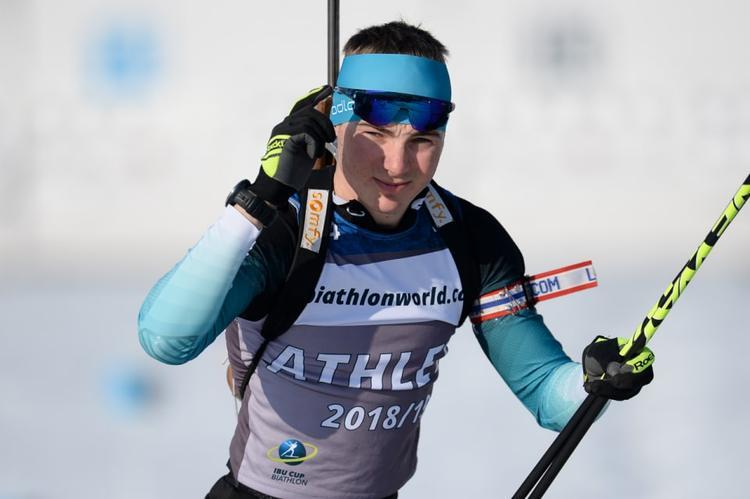 une, biathlon, IBU junior cup, Arber, Eric Perrot, Martin Bourgeois-République, Oscar Lombardot, Guiraud-Poillot,