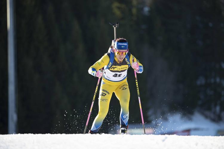 BIATHLON - Elisabeth Hoegberg remporte le sprint des Championnats d'Europe de biathlon. A Minsk la Suédoise devance Ida Lien (Nor) et la Biélorusse Iryna Kruyko. Chloé Chevalier et Caroline Colombo sont dans le top 15.