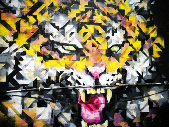 Birmingham Digbeth Graffiti Art 36