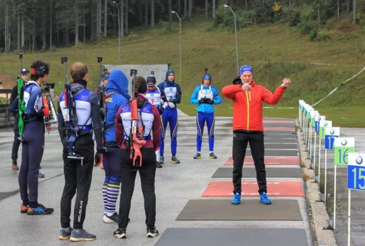 Biathlon, camp d'entraînement, IBU Summer Camp, Pokljuka, Nordic Mag, nordicmag