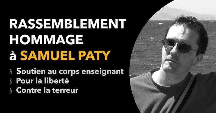 Samuel Paty - Professeur