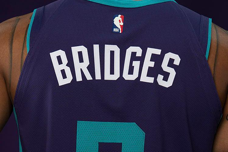 The Charlotte Hornets today unveiled a new Statement Edition uniform to be worn during the 2019-20 season, in association with Official Jersey Patch Partner LendingTree. (hornets.com)