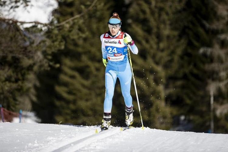 Paraskevi Ladopoulou, ski de fond, Seefeld, Nordic Mag, nordicmag