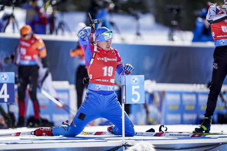 Matvey Eliseev, biathlon, Pokljuka, Nordic Mag, nordicmag