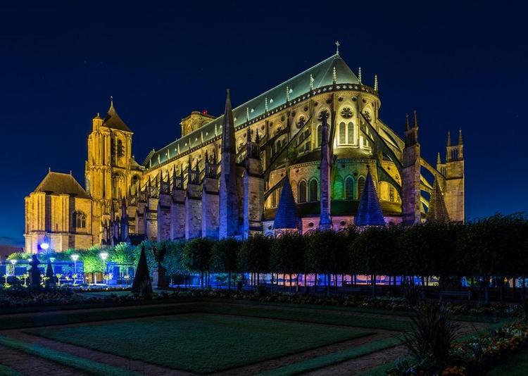 Bourges Nuit Lumière