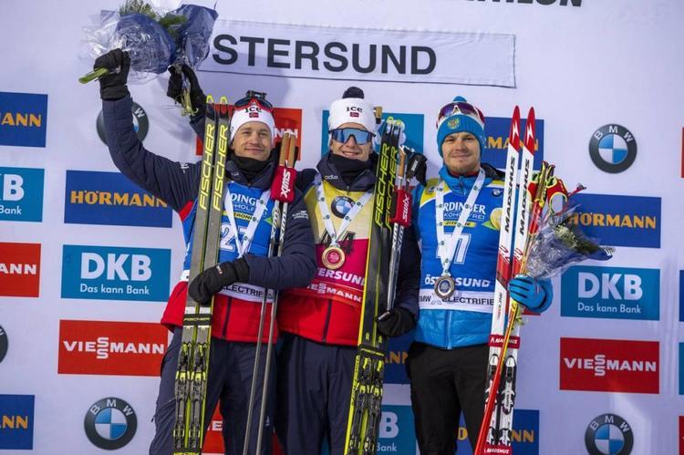 BIATHLON - Auteur d'un doublé, les Norvégiens Johannes et Tarjei Boe ont marqué les esprits lors du sprint à Östersund. De leur côté, Martin Fourcade et les bleus ont de quoi se rassurer…