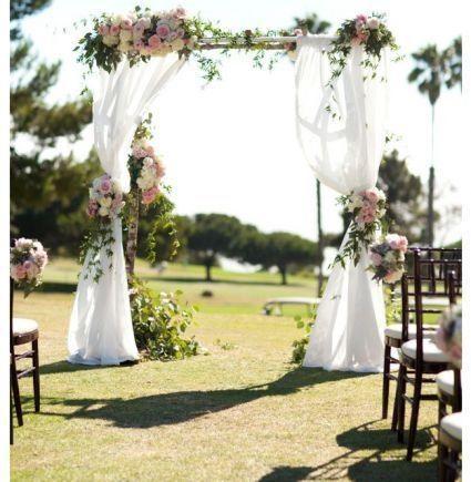 Decoración de bodas en Casas de Luján