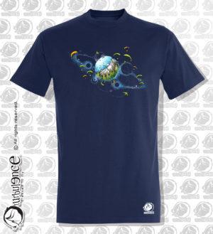T-shirt parapente GRAVITY MARINE H17